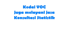 """Kedai VOC"" tim IbK : Dygta H, Fiqi K, dan Yusni Niami"