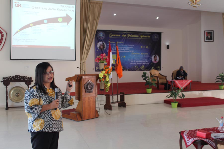 Seminar dan Pelatihan Aktuaria