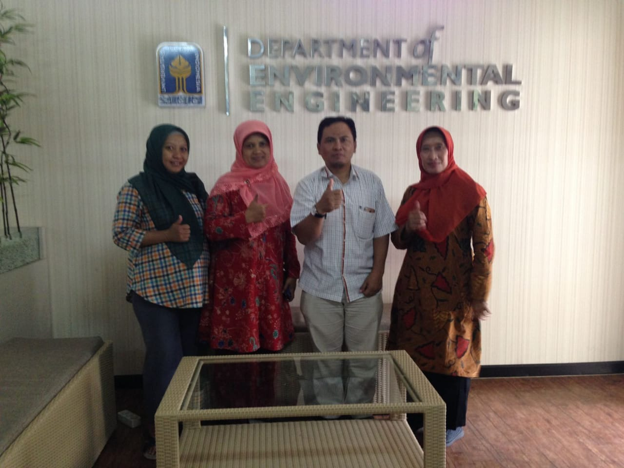 kerjasama Fakultas Sains Terapan IST AKPRIND Yogyakarta dengan Fakultas Teknik SIpil dan Perencanaan (FTSP) Universitas Islam Indonesia (UII)