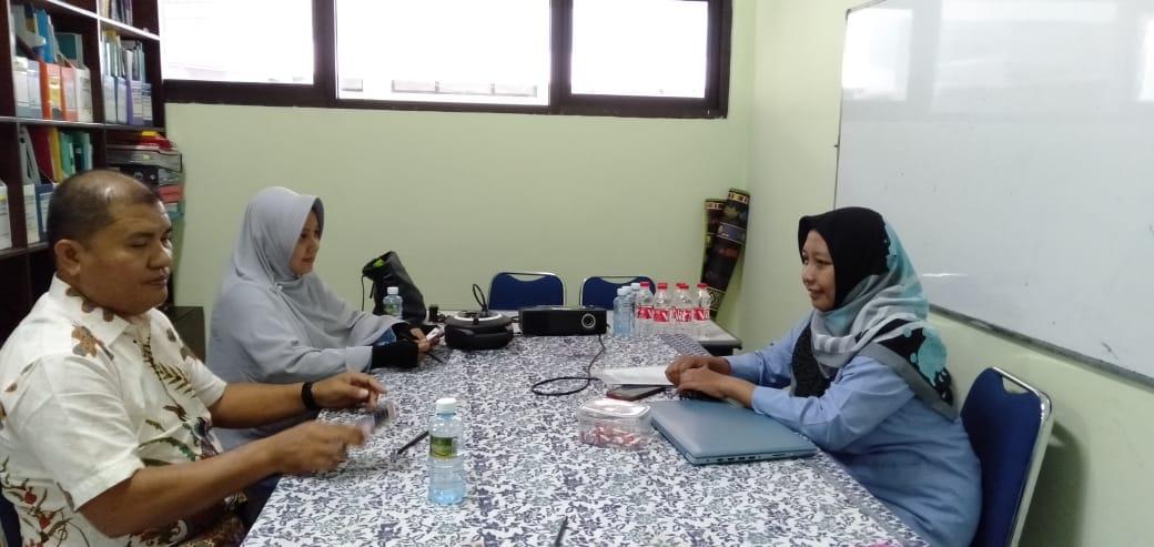 Konsultasi dan Analisis Data