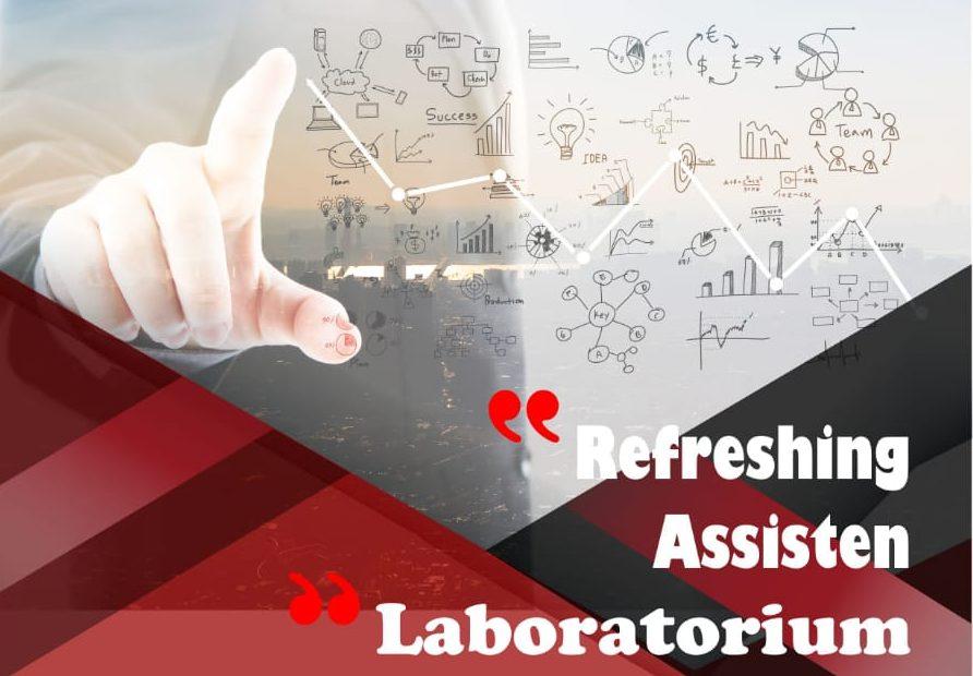 Meningkatkan Kualitas Asisten Laboratorium melalui Pelatihan software Lingo